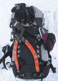 Shadow 55 alpine pack