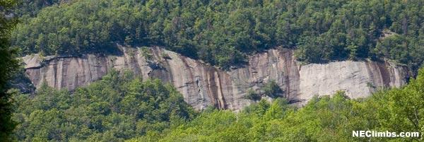 Crag picture